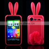 silicone wholesale custom mobile phone case cover for htc desire 620