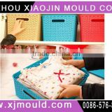 Household articles Plastic container injection mould