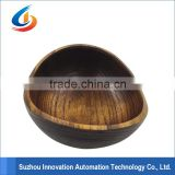 machined parts Customized cnc turning lathe processing wood products ITS-024                                                                         Quality Choice