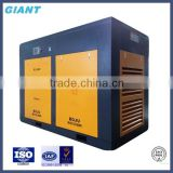 direct drive new magnet screw air compressor 250kw air cooling