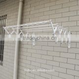 JHC-1002outdoor clothes drying racks/metal hanging clothes display racks/ceiling mounted clothes drying rack
