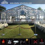 25*60m Outdoor Big Clear Span Transparent Used Industrial Event Commercia Luxury Wedding Marquee Tents for Sale in China