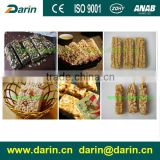 China Nutritional Snack Candy Bar Making Machine