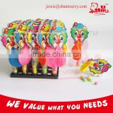Small Plastic Toy Clown with Balloon Cheap Toys Factory
