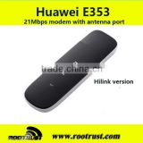 huawei usb 3g modem with external antenna huawei e353                                                                         Quality Choice