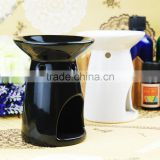 Ceramic Mini Oven Oil Warmer, Porcelain Tealight Candle Diffuser