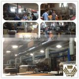 12mm/ 8mm / 10mm mdf / hdf laminate floor production line