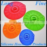 Chinese Household Products With Funny Design Silicone Lids For Cups