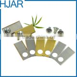 stainless steel Lawn mower blade for honda