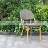 high quality bamboo look ooutdoor patio chair outdoor garden chair