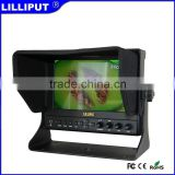 "Lilliput 663/O/P 7"" HDMI Camera Display Monitor With Waveform, Peaking, False Colors, Histogram"