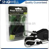 SINOWELL Factory Direct Supply Rope Ratchet Hanger for Hydroponics Lighting Reflector