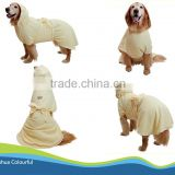 Dog cloth for bath dog bathrobe dog Microfiber Drying Towel/Cleaning Cloth
