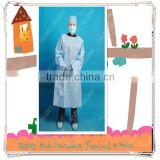 SMS Isolation Gown Bulk Packing