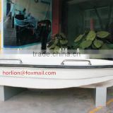 FRP rowing boat 2.7m,fishing boat for 2 persons,fiber reinforced plastics boats for sale                                                                         Quality Choice                                                     Most Popular