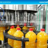 automatic fruit puree filling machine/bottling machine