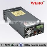 Multimachine Paralleled 48v dc 800w power supply 800w 48v 17a switch mode power supplies