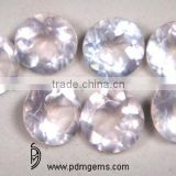 Rose Quartz Round Cut Lot For Jewelry From Wholesaler