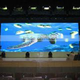 ph12.5 full color indoor led curtain background