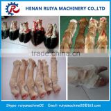 High Speed Trotters hair removing machine | Pig Trotters Dehairing machine                                                                                                         Supplier's Choice