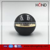 black white gold red color ball shape 50g acrylic PMMA jars for whitening cream,jar cosmetic,acrylic plastic cosmetic container