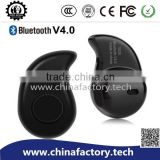 Smallest Mini Wireless Bluetooth spy earpiece for mobile phone