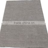 Hand woven flat weave Wool/ Polyester dhurrie rugs