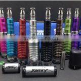 Huge vapor beautiful design colorful vaporizer mod kamry k100 Telescopic model e-cigarette wholesale distributor wanted