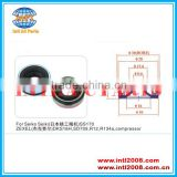 SHAFT SEAL /LIP SEAL FOR SEIKO SEIKI SS170 /ZEXELDKS16H SD709 R12 R134a compressor SERIES