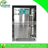 100g/hr Oxygen source industrial ozone generator water treatment machine for sewage water, pool water,drinking water purifier