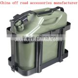 Jerry can holder for 10L, 20L oil tank/fuel tank stand