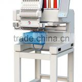 INquiry about Single head embroidery machine for hat and clothing leather