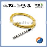 size customized pt100 pt1000 thermocouple