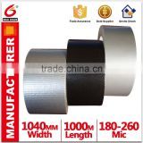 high viscosity reinforced infrared reflective duct tape