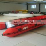 Inflatable boat 5.5m for 11 person