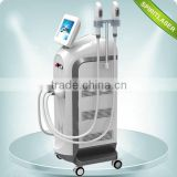 Powerful 3 in 1 Multi-function Machine Movable Screen 10HZ tria hair removal laser for home