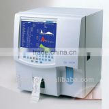 Professional hemoglobin test meter 3 part hematology analyzer