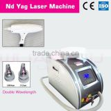 800mj ND YAG Laser Machine Nd: Yag Haemangioma Treatment Laser For Dermatological And Aesthetic Indications Permanent Tattoo Removal