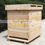two layer wooden china langstroth fir bee hive