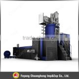 Energy efficient eps foam pre-expandable machine