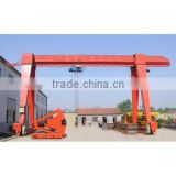 Favorites Compare Double girder gantry crane used for factory yard