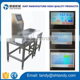 High speed automatic weight checking machine for food /medical /cocoa powder / protein / grain industy