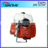 Robin Gasoline engine1E36F/Garden tools engine BG328/spare parts