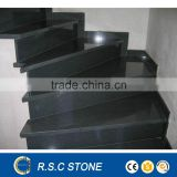 cheap polished granite stairs design