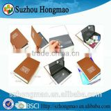 2014 book safe box with combination lock
