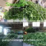 SJLJ013531 indoor outdoor decorative artificial bamboo fake evergreen bamboo for decoration