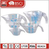 Measuring cup set 0.08/0.3/0.7L
