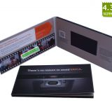 4.3'' video brochure components lcd video brochure modules