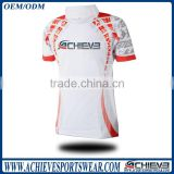2017 Customized High Quality Full Sublimated Rugby football Jersey