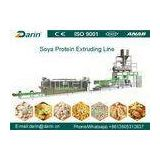 Drain Textured Soya Extruder Machine Processing Line CE Approved with 150kg/hr